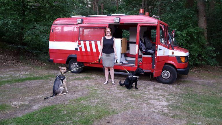remi brandweerwagen